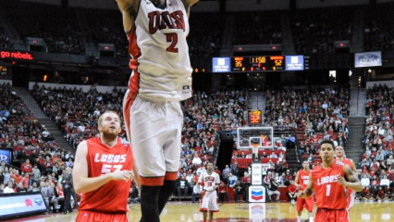 Khem Birch, Junior, F, UNLV