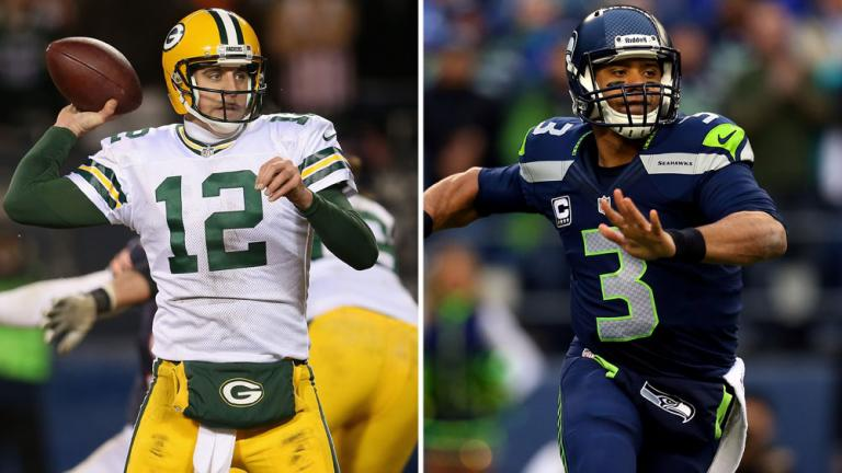 NFL Kickoff, Thurs., Sept. 4: Packers at Seahawks