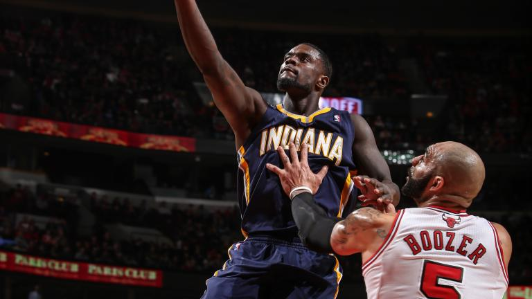 Lance Stephenson, Guard, Indiana Pacers