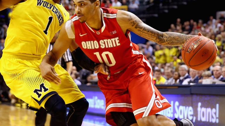 LaQuinton Ross, Junior, F, Ohio State
