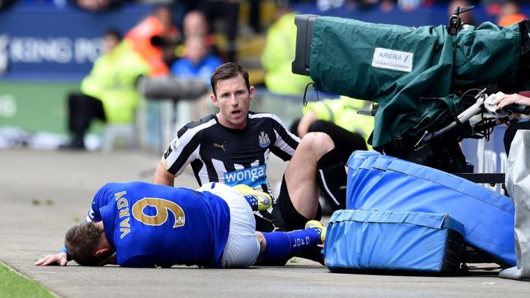 Leicester City 3, Newcastle 0