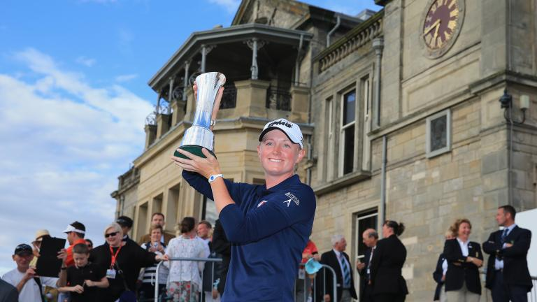 2013: Stacy Lewis