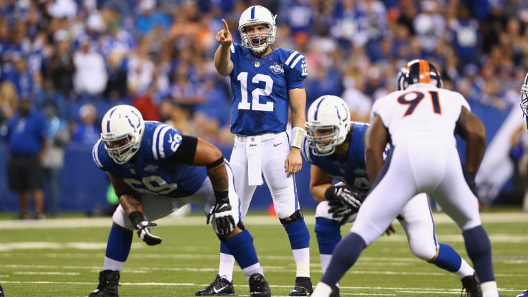 Colts 39, Broncos 33