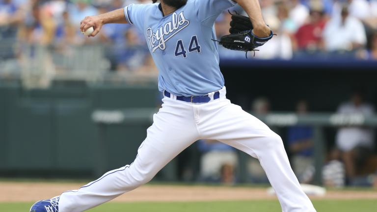 Luke Hochevar, Kansas City Royals