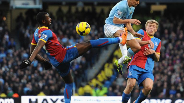 Manchester City 1, Crystal Palace 0