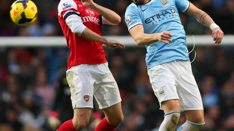 Manchester City 6, Arsenal 3