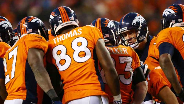AFC divisional round: Broncos 24, Chargers 17