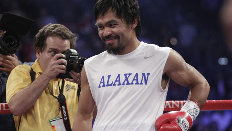 Manny Pacquiao (Pacman)