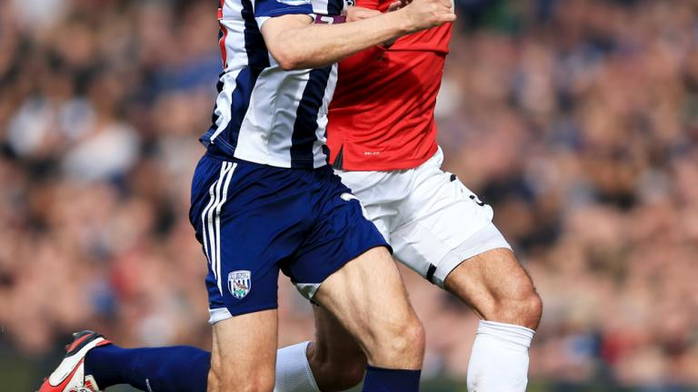 Manchester United 3, West Brom 0