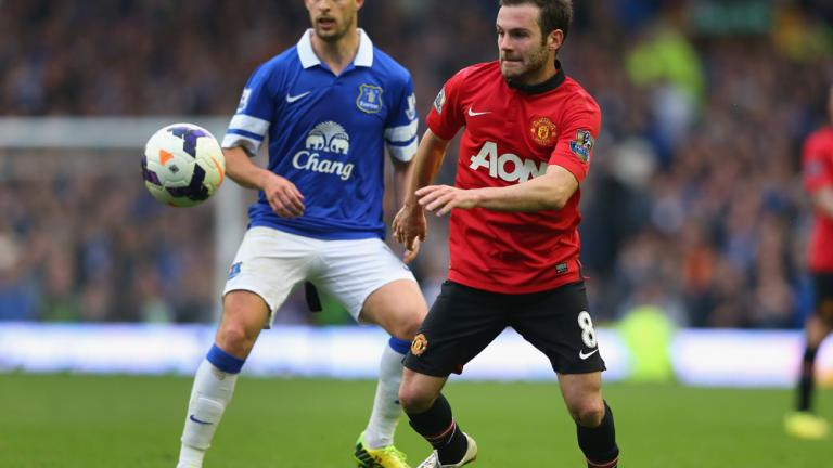 Manchester United vs. Everton