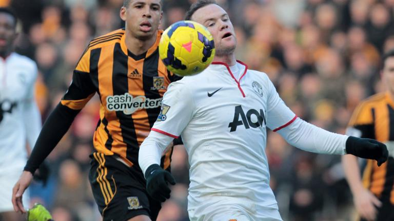 Manchester United 3, Hull City 2