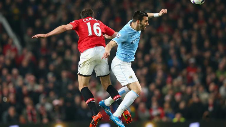 Manchester City 3, Manchester United 0
