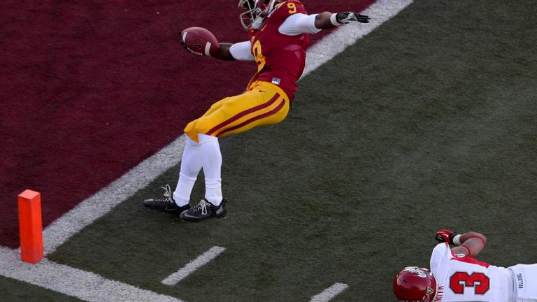 Marqise Lee, USC (WR)