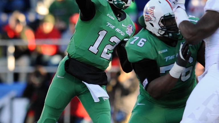 Military Bowl: Marshall 31, Maryland 20