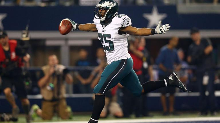 Eagles 33, Cowboys 10