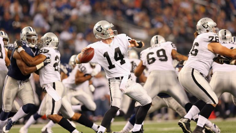 Cowboys 31, Raiders 24