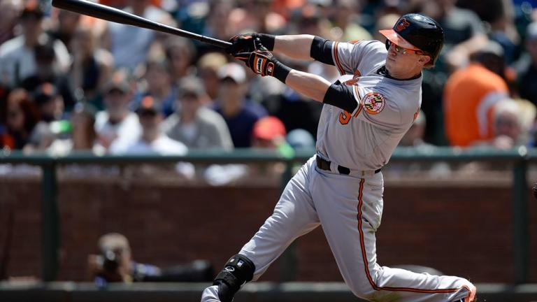 Nate McLouth, Nationals