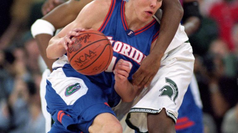 Mike Miller, Florida Gators, 1998-00