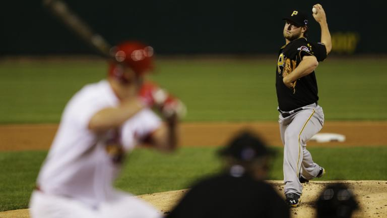 NLDS Game 5: Cardinals 6, Pirates 1