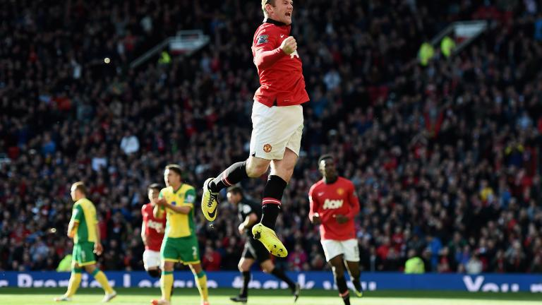 Manchester United 4, Norwich City 0