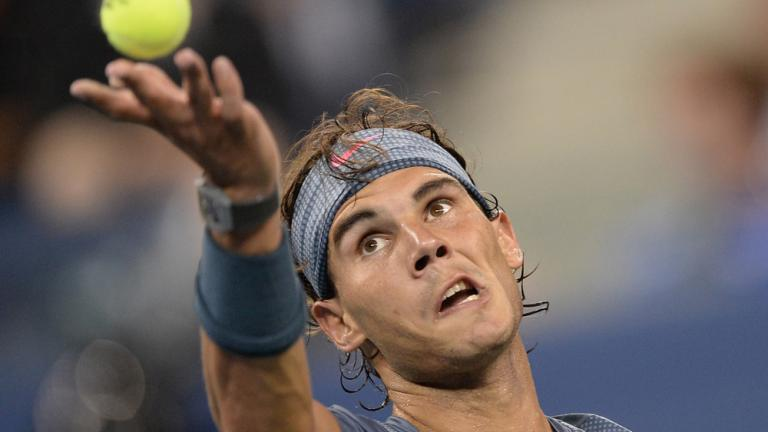 Dutra Silva no match for Nadal