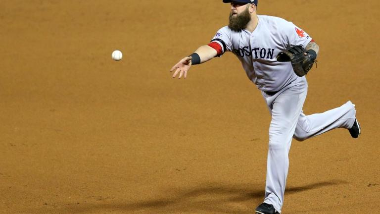 Mike Napoli, Red Sox