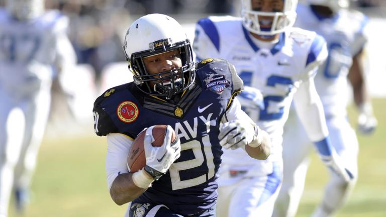 Armed Forces Bowl: Navy 24, Middle Tennessee 6