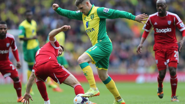 West Brom 1, Norwich City 0