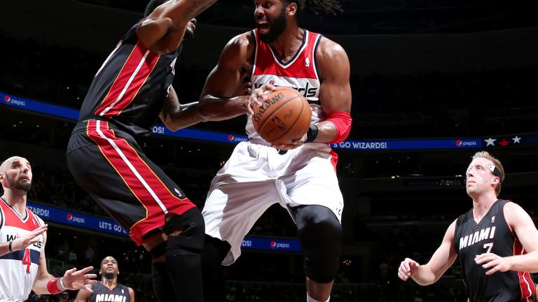 Nene, Center, Washington Wizards