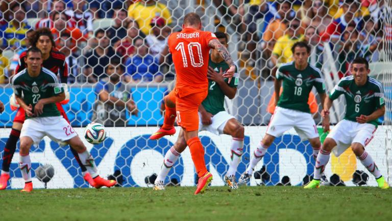 Netherlands 2, Mexico 1
