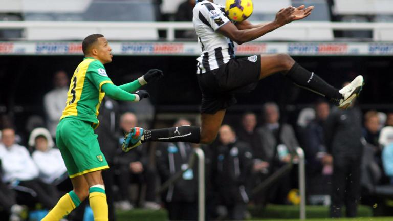 Newcastle 2, Norwich 1