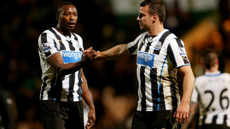 Norwich City 0, Newcastle 0