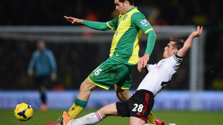 Fulham 2, Norwich City 1