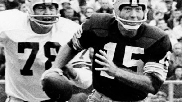 The Ice Bowl: 1967 NFL Championship game