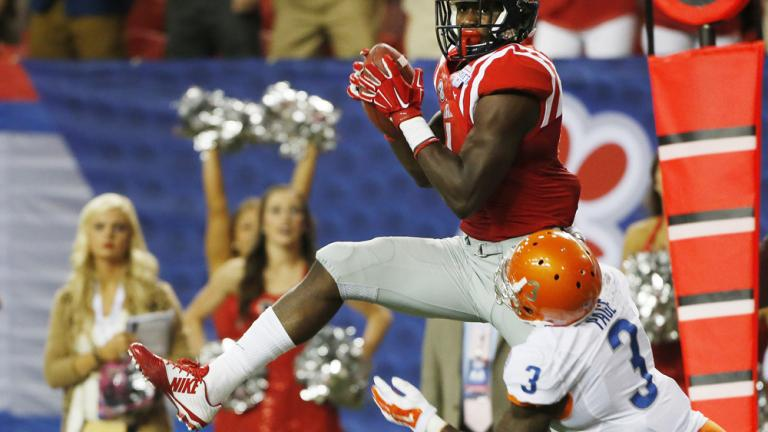 (18) Ole Miss 35, Boise State 13