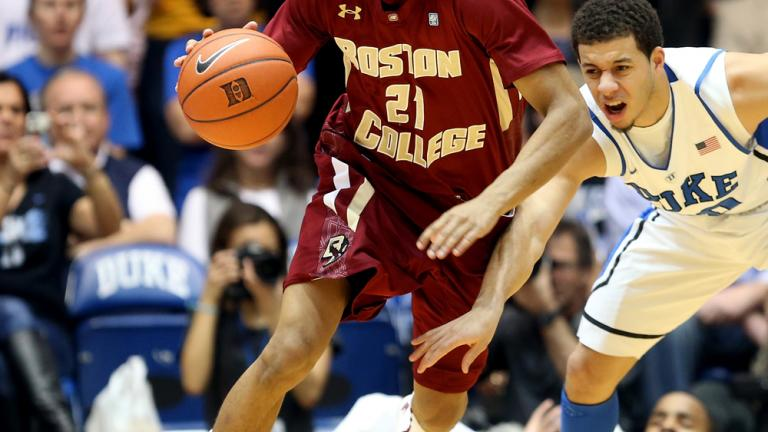 20. Olivier Hanlan, Boston College