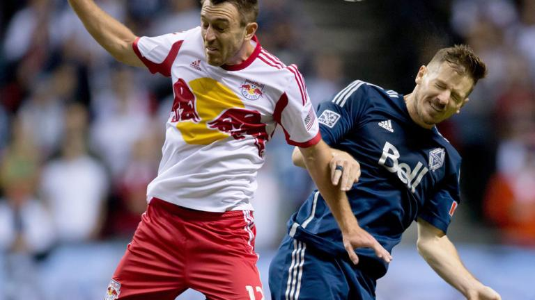 Vancouver White Caps 4, New York Red Bulls 1