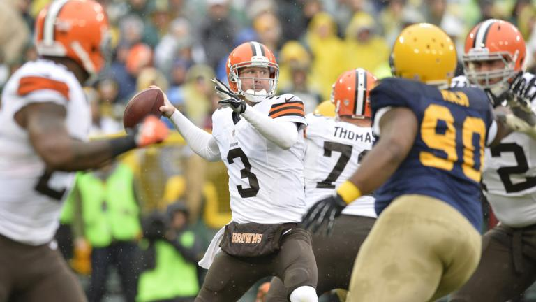 Packers 31, Browns 13