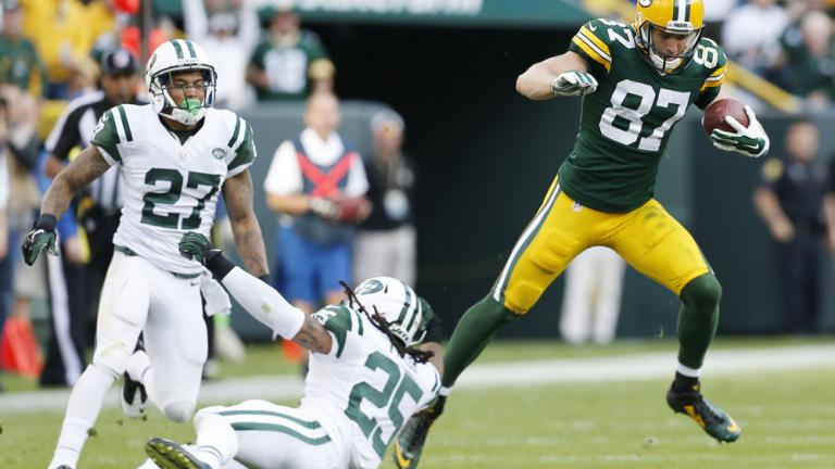 Packers 31, Jets 24