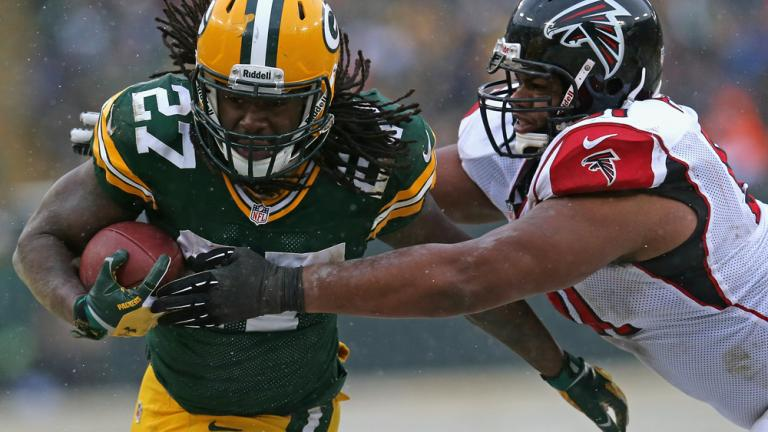 Packers 22, Falcons 21