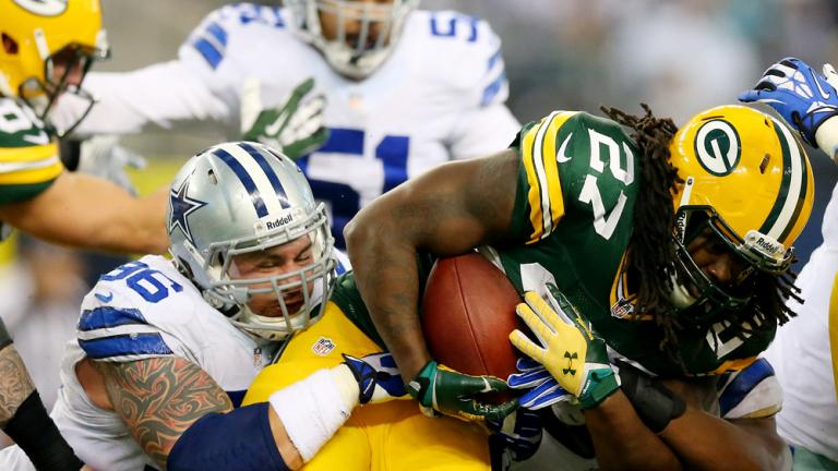 Packers 37, Cowboys 36