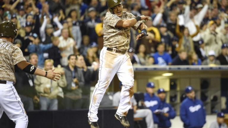 Padres 3, Dodgers 1