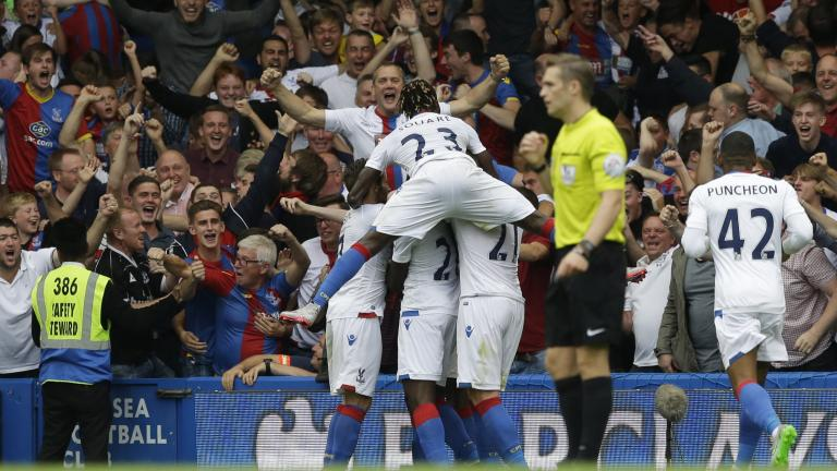 Crystal Palace 2, Chelsea 1