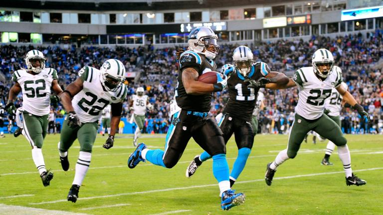 Panthers 30, Jets 20