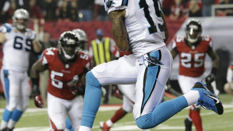 Panthers 21, Falcons 20