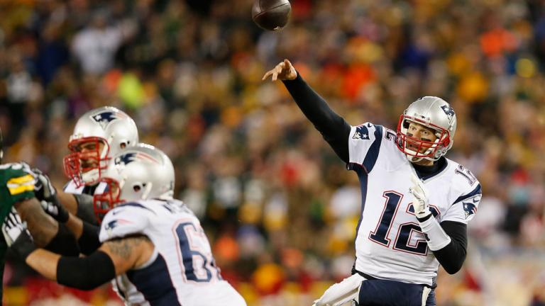Packers 26, Patriots 21