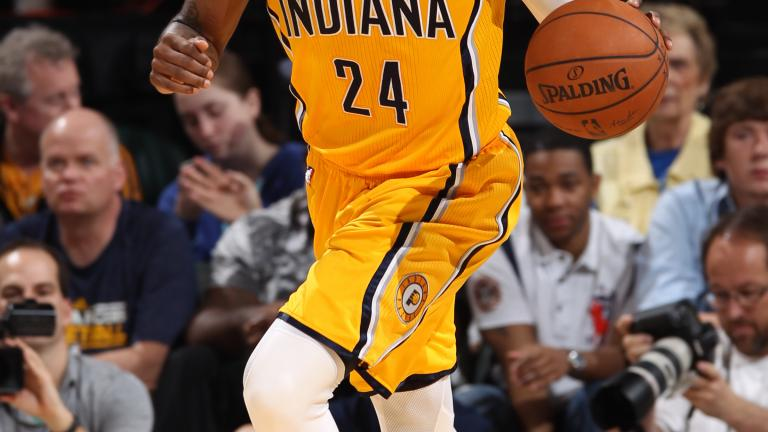 Paul George, Forward, Indiana Pacers