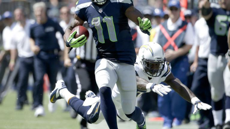 Chargers 30, Seahawks 21