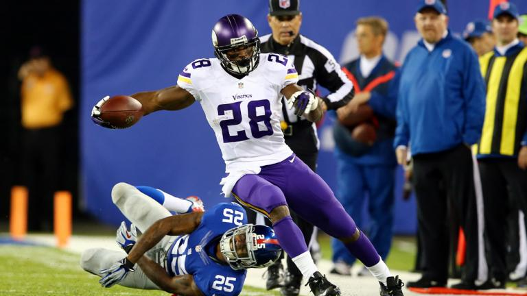 Giants 23, Vikings 7