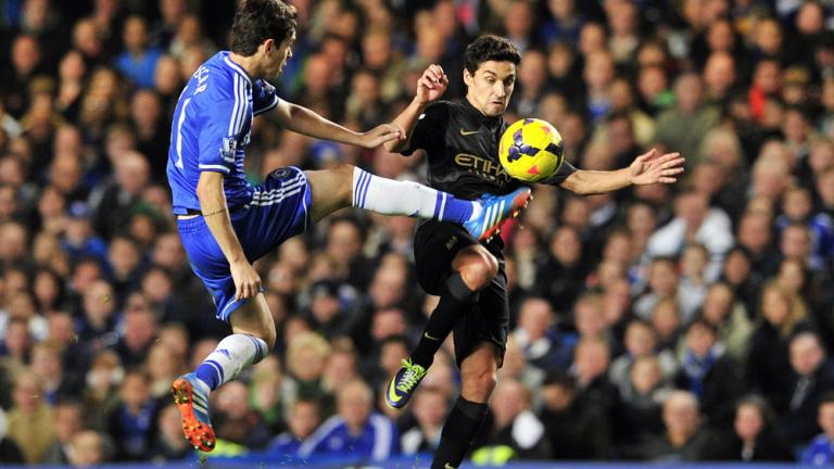 Chelsea 2, Manchester City 1